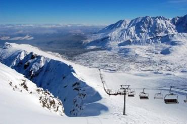Tania zima w Tatrach - Kasprowy
