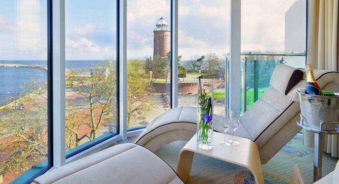 Romantyczne hotele w Polsce - Hotel Hanseatic