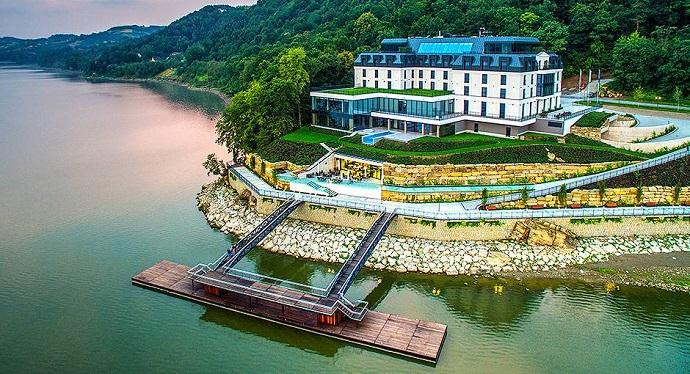 Romantyczne hotele w Polsce - Hotel Heron