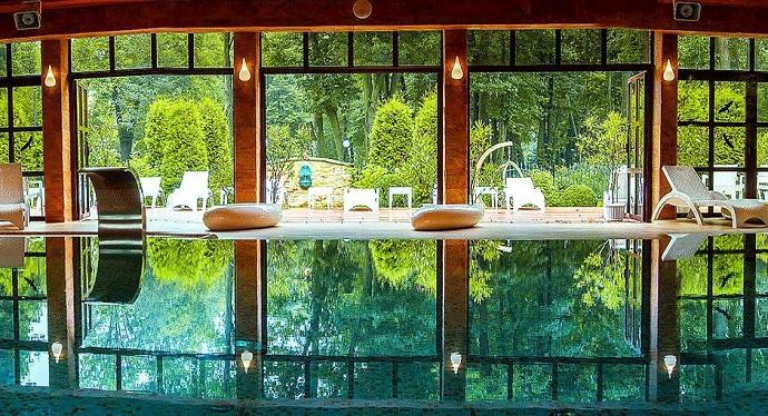 Romantyczne hotele w Polsce - Manor House SPA