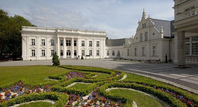 Romantyczne hotele w Polsce - Pałac Romantyczny