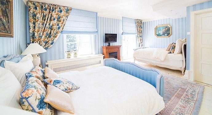 Romantyczne hotele w Polsce - Różana Rezydencja