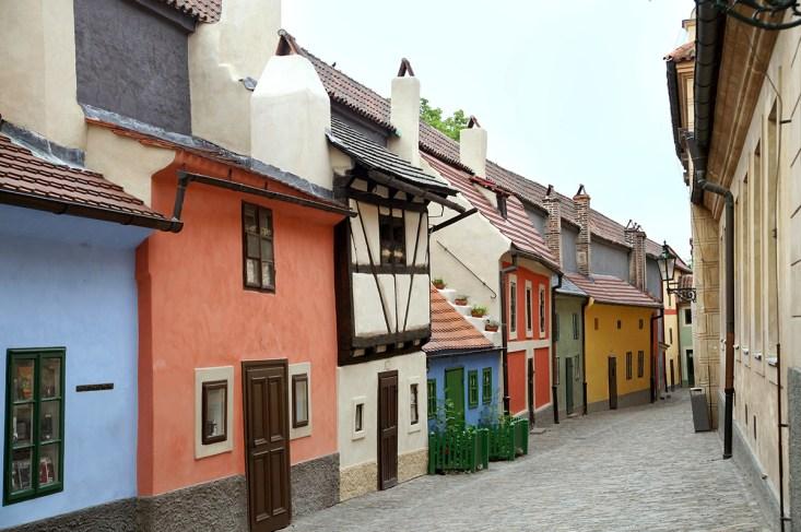 Złota Praga - Złota Uliczka