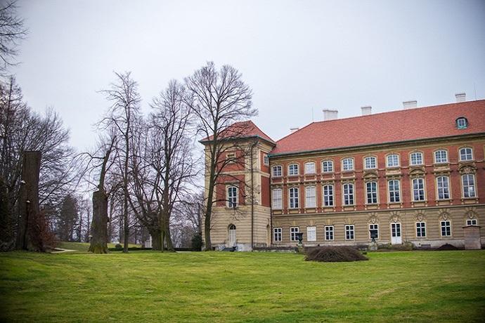 Nawiedzone miejsca w Polsce - Zamek w Łańcucie