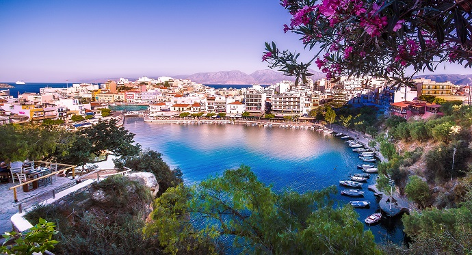 Jesienny urlop - Grecja