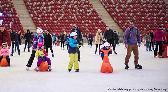 Zimowe atrakcje dla dzieci - Warszawa zimą