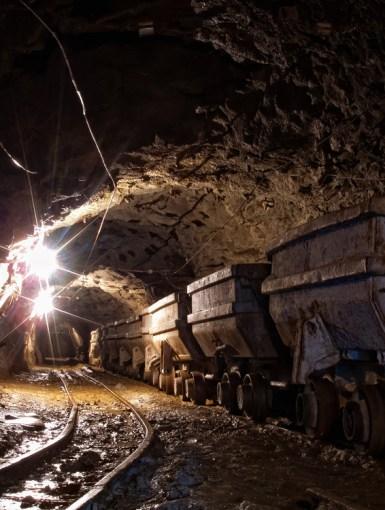 korytarz-kopalni