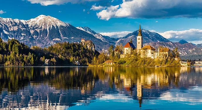 Słowenia - jej największe atrakcje