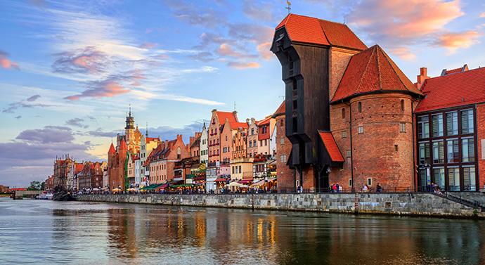 Rok Wisły - Gdańsk