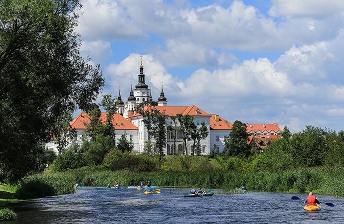 Najpiękniejsze miasta i miasteczka w Polsce - Supraśl