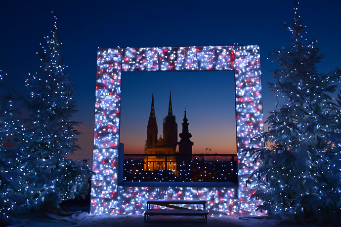 Najpiękniejsze jarmarki świąteczne - Zagrzeb