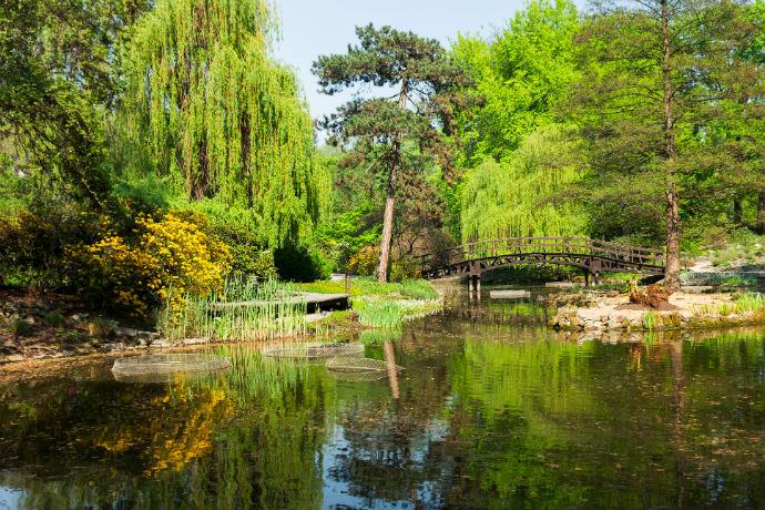 Najlepsze parki w Polsce - Park Szczytnicki we Wrocławiu