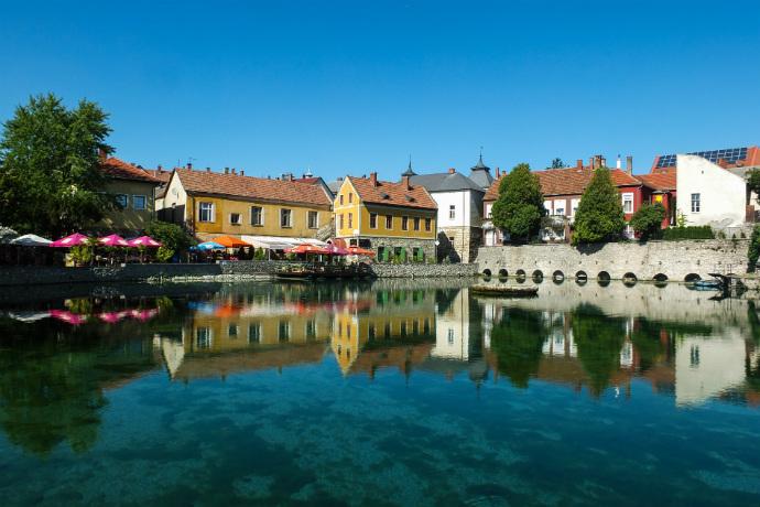 Największe atrakcje Węgier - Tapolca