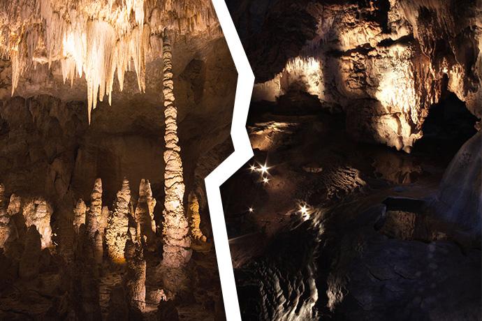 Dookoła świata w weekend - jaskinia Raj