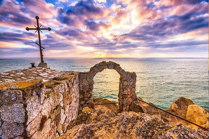 Najpiękniejsze miejsca Bułgarii - Przylądek Kaliakra