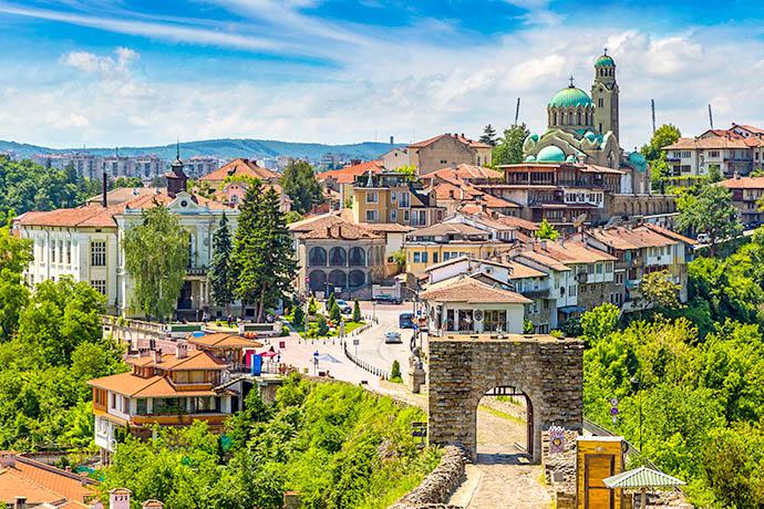 Najpiękniejsze miejsca Bułgarii - Wielkie Tyrnowo