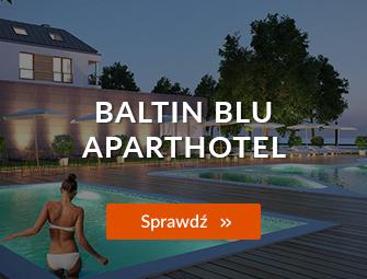 Sarbinowo - Baltin Blu Aparthotel