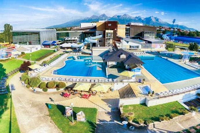 Najlepsze aquaparki w Europie - AquaCity