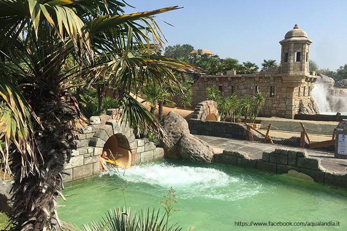 Najlepsze aquaparki w europie - Aqualandia Jesolo