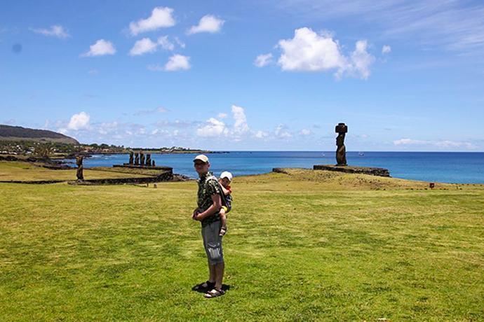 Podróżujemy - Wyspa Wielkanocna