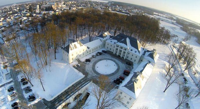 zamek biskupi janow podlaski