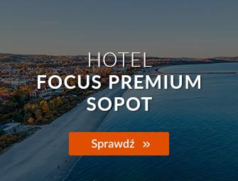 Hotel Focus Premium Sopot