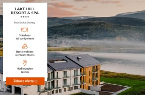 Lake Hill Resort & SPA ****