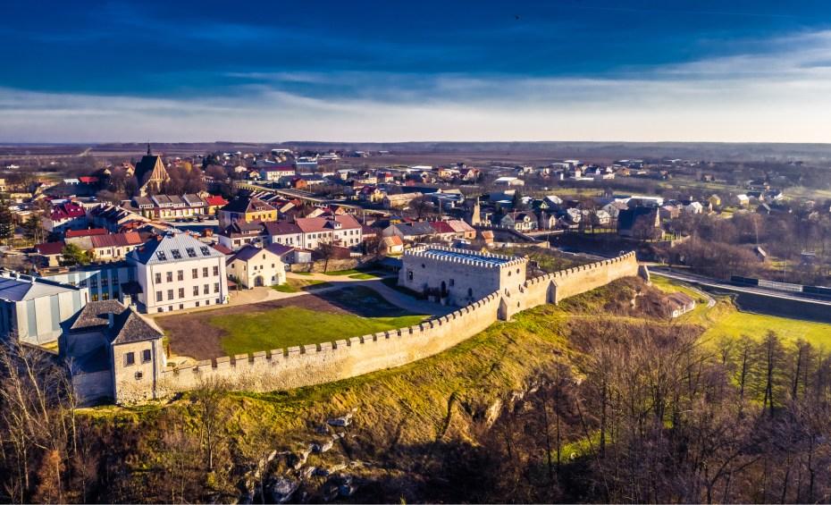 Najpiękniejsze miasteczka w Polsce - Szydłów
