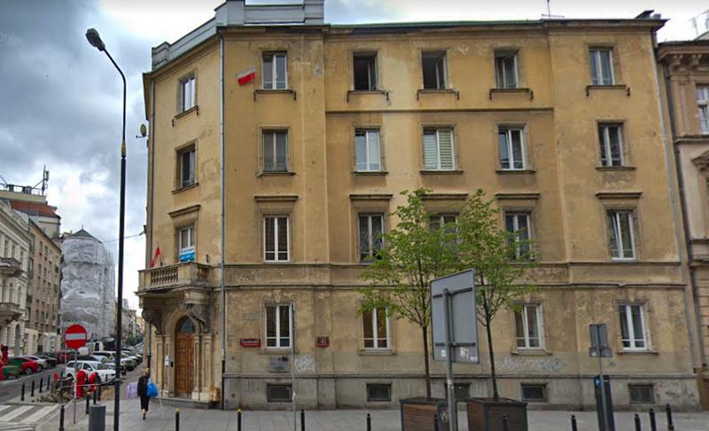 Straszne miejsca w Polsce - kamienica przy ul. Wilczej w Warszawie
