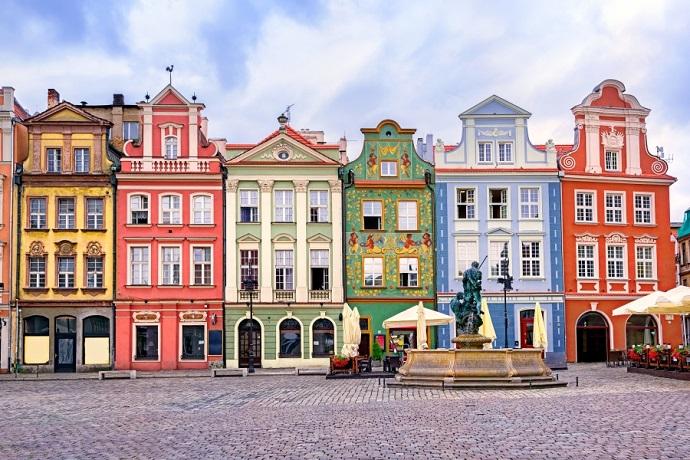 Miejsca na 2020: Poznań
