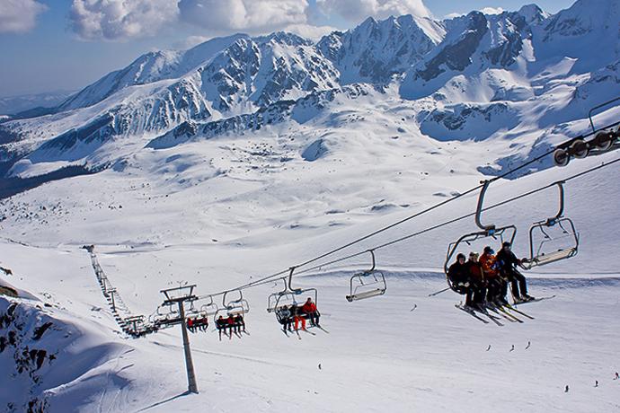 Narciarski TOP Travelista - Kasprowy Wierch