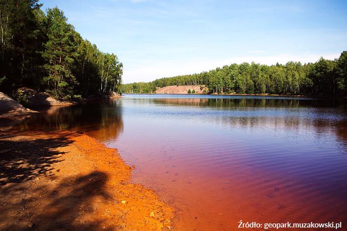 Najbardziej kolorowe miejsca w Polsce - Łuk Mużakowa