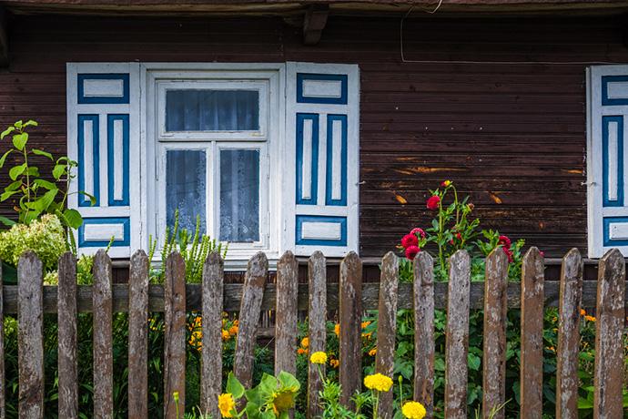 Najbardziej kolorowe miejsca w Polsce -Podlasie
