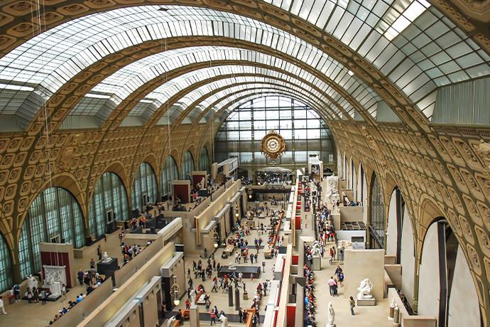 Wirtualna wizyta w muzeum - d'Orsay