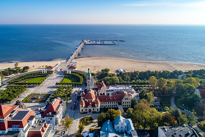 Promenady nad Bałtykiem - Magazyn Travelist