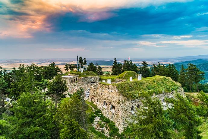 Miejsca, których nie znacie - Twierdza Srebrna Góra