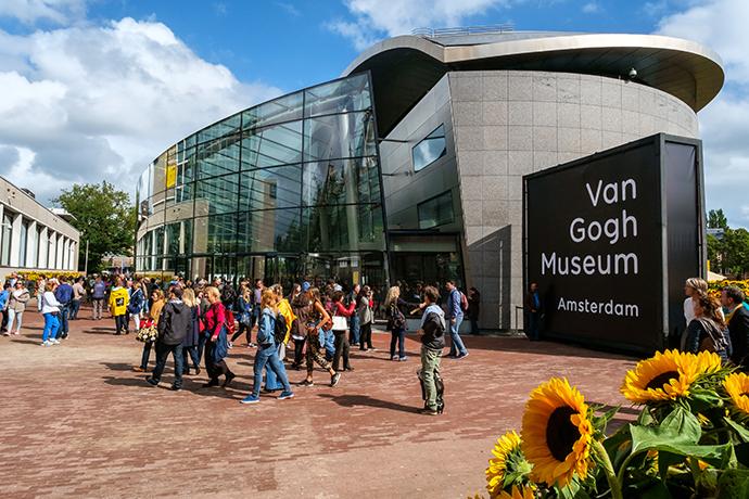 Wirtualna wizyta w muzeum - Van Gogh Museum