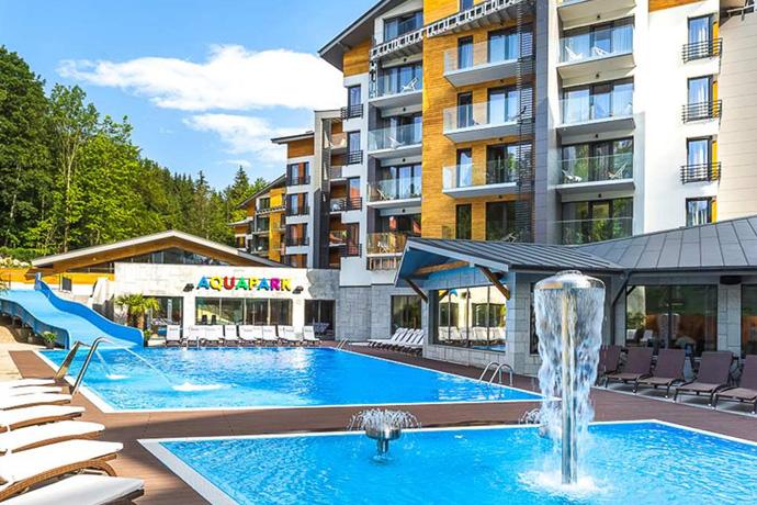 Najlepsze hotele z basenem w Polsce - Blue Mountain Resort