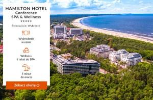 Hamilton Hotel Conference SPA & Wellness *****