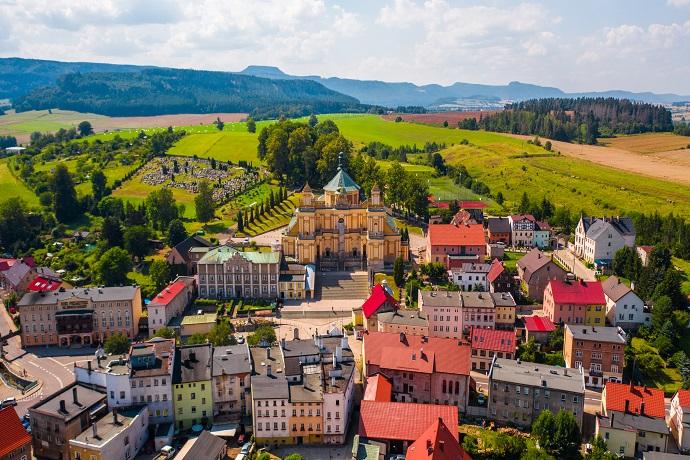 Poznaj Polskę z Travelist: Ziemia Kłodzka - Wambierzyce