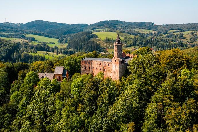 Poznaj Polskę z Travelist: Góry Sowie - Zamek Grodno