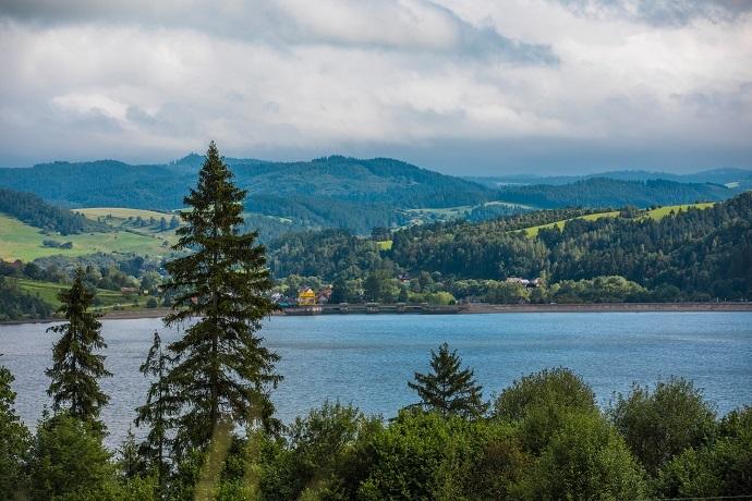 Poznaj Polske z Travelist: Podhale i Pieniny - Jezioro Sromowieckie