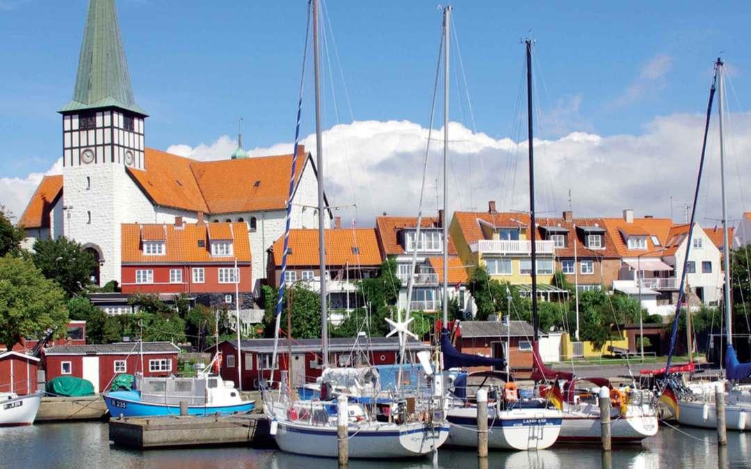 Dania – Bornholm, słoneczna wyspa