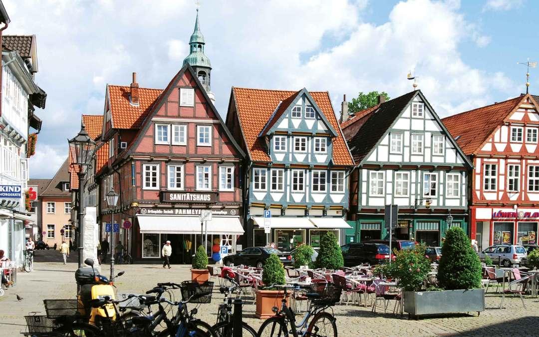 Niemcy – Celle, świetny cel wycieczki