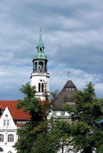 XIV-wieczny kościół miejski św. Marii należy do najstarszych budowli w Celle