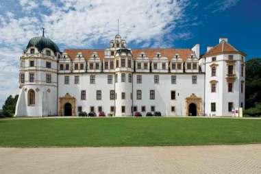 W zamku w Celle w XIX w. rezydował król Hanoweru