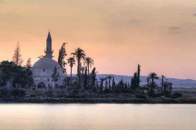 Hala Sultan Tekke, fot. materiały prasowe Cypryjskiej Organizacji Turystycznej