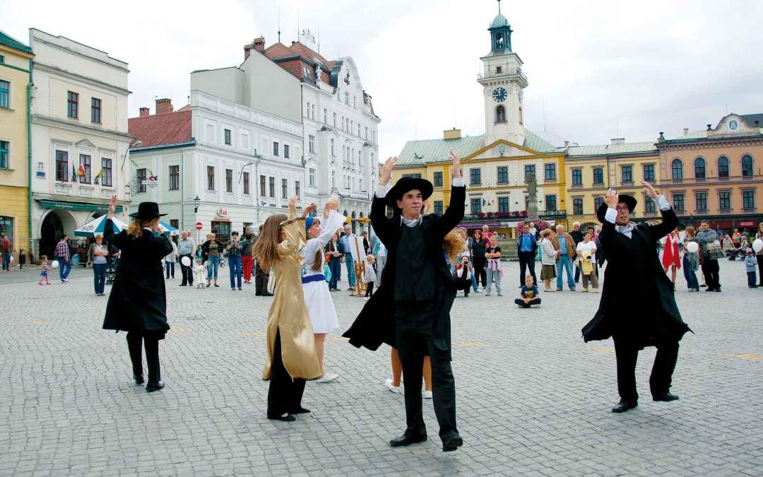 Polska – Cieszyn wjesiennych, festiwalowych odsłonach