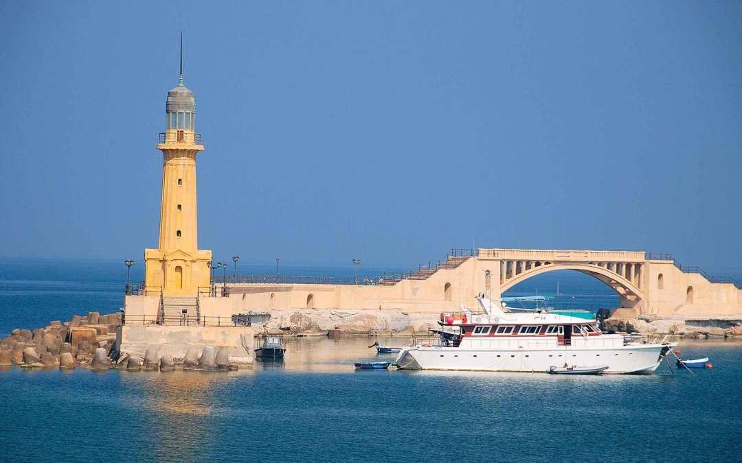 Grecja – Aleksandria, otwarta na świat