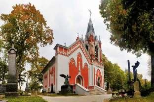 Cmentarz na Rossie założony w 1769 r. został wpisany do rejestru zabytków w 1969 r.